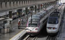 La huelga de Renfe suprime hoy 155 trenes, en plena operación salida por el puente de diciembre