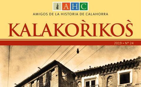 Amigos de la Historia publica un nuevo Kalakoricos con 14 artículos