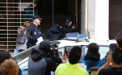 La jueza ratifica la prisión para el detenido por la muerte de Marta Calvo al ver «contradicciones»