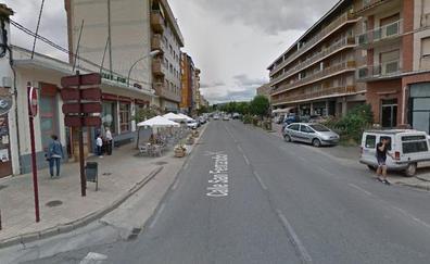 Trasladado al San Pedro un hombre de 76 años tras ser atropellado en Nájera