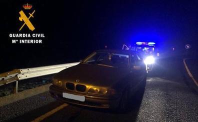 Detenido por conducir borracho y en sentido contrario en dos días consecutivos