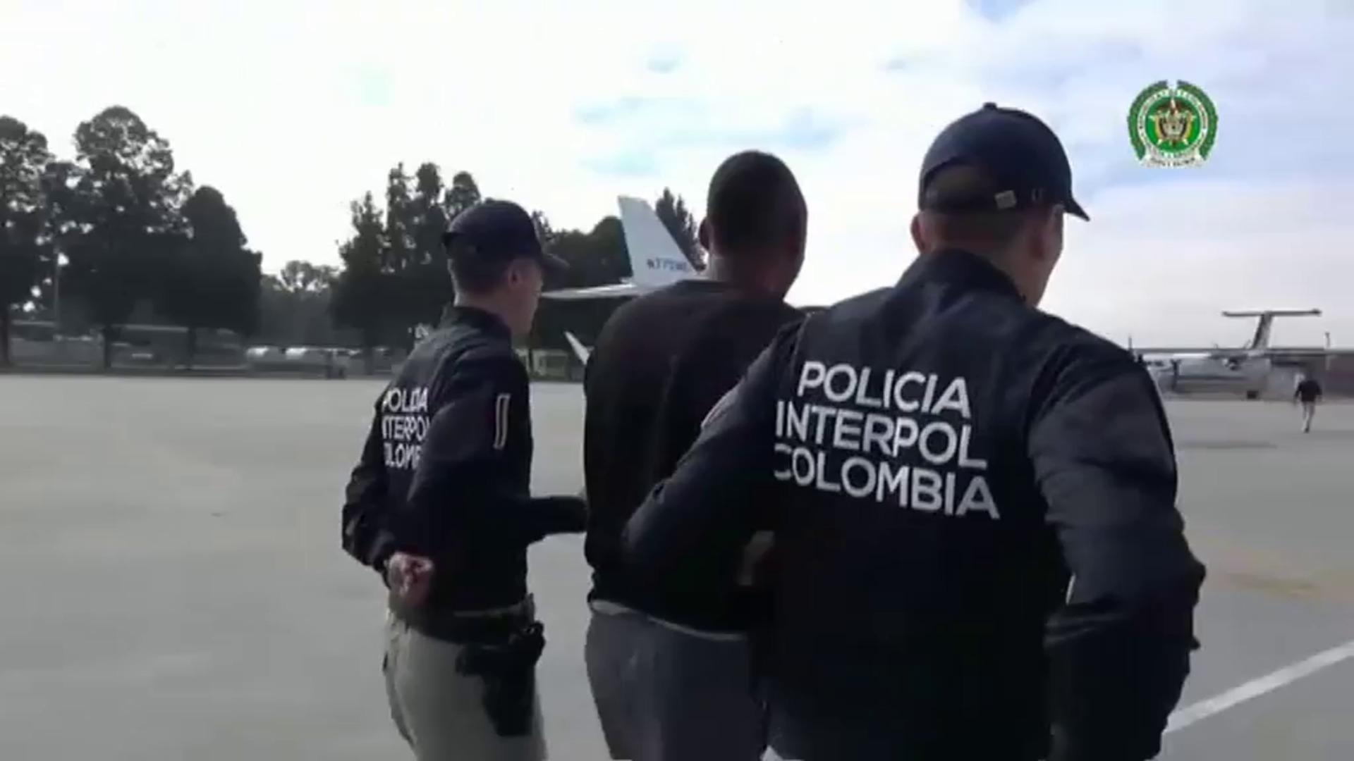 Extraditan al exfutbolista Viáfara a Estados Unidos por delitos de narcotráfico