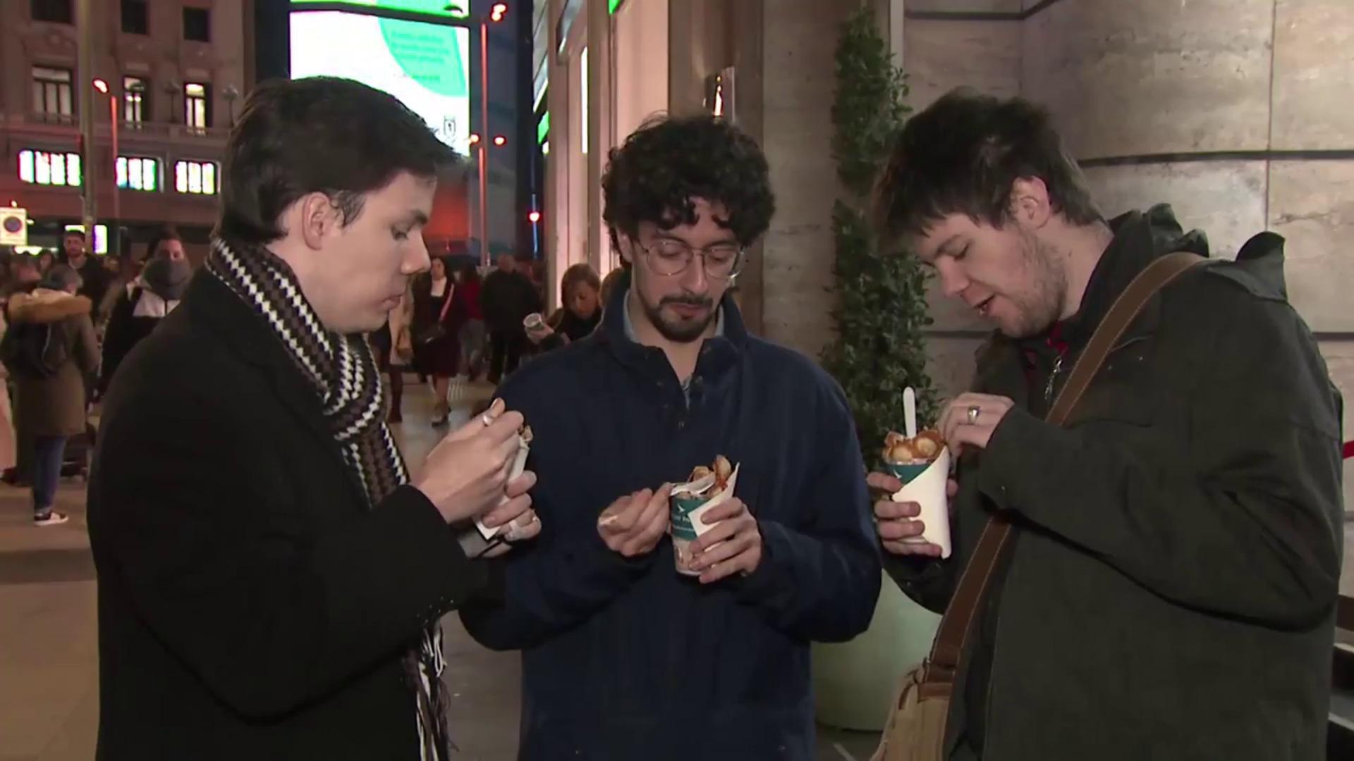 El Año Nuevo Chino se celebra en pleno centro de Madrid