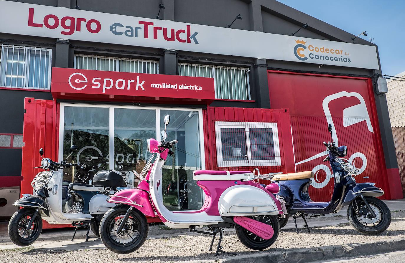 Motos eléctricas para circular por La Rioja