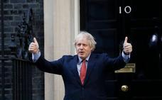 Órdago o farol de Johnson ante el fin del 'brexit'