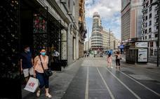 Madrid presenta la documentación para pasar a la fase 2 el lunes
