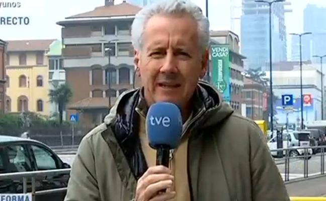Baile de corresponsalías en TVE