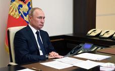 Putin convoca la votación para perpetuarse en el poder pese a la pandemia