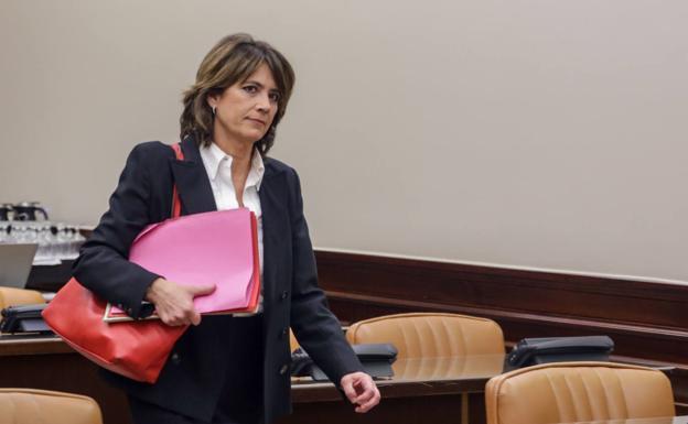 Dolores Delgado, fiscal general del Estado./EFE