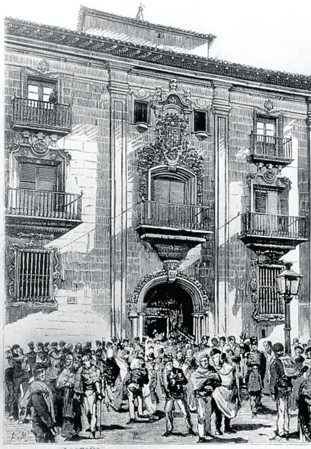 Palacio de los duques de la Victoria