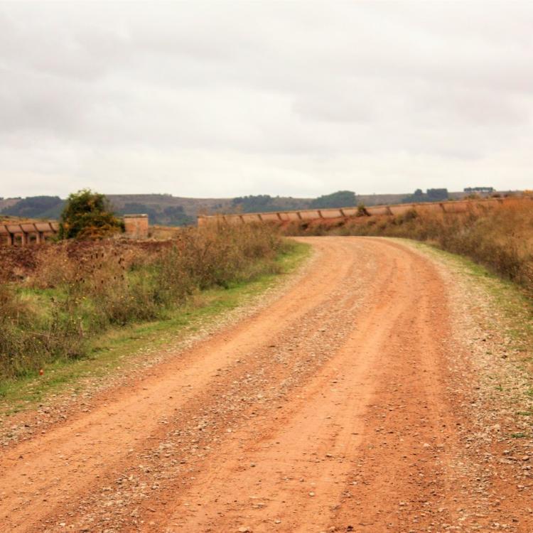 Nájera solicita subvención a Agricultura para la nueva fase de arreglo de caminos