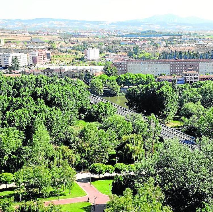 Logroño, primera ciudad española en firmar el 'Acuerdo de ciudad verde'