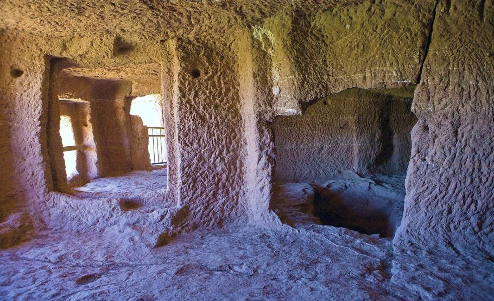 El contrato de las cuevas de Nájera se firmará esta semana
