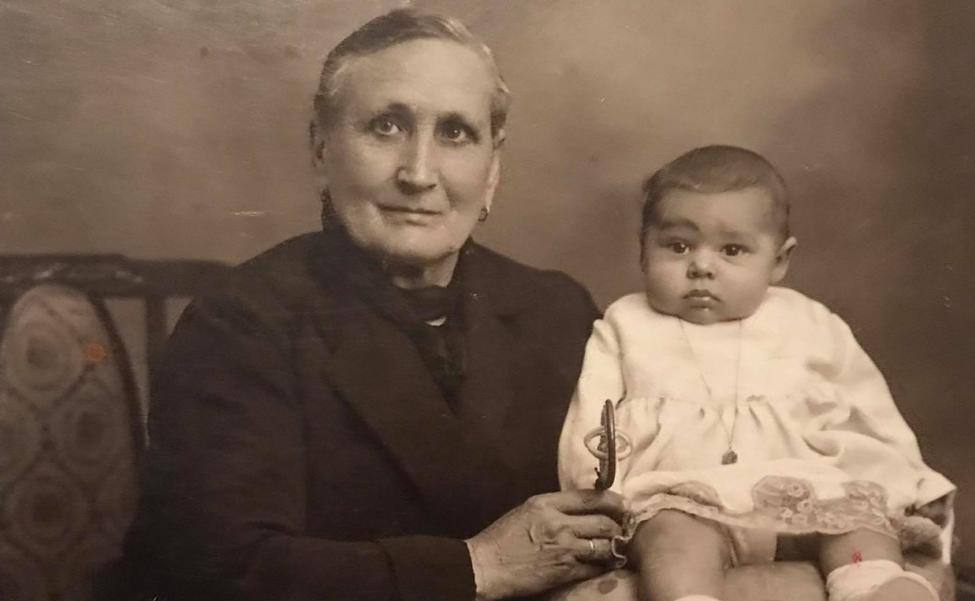 Dolores, bisabuela de 'Chevos' y 'Pepones'