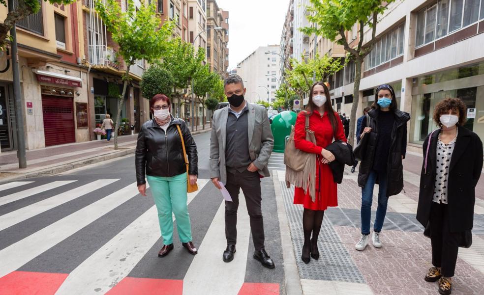 El PP respalda a los vecinos de avenida de Portugal