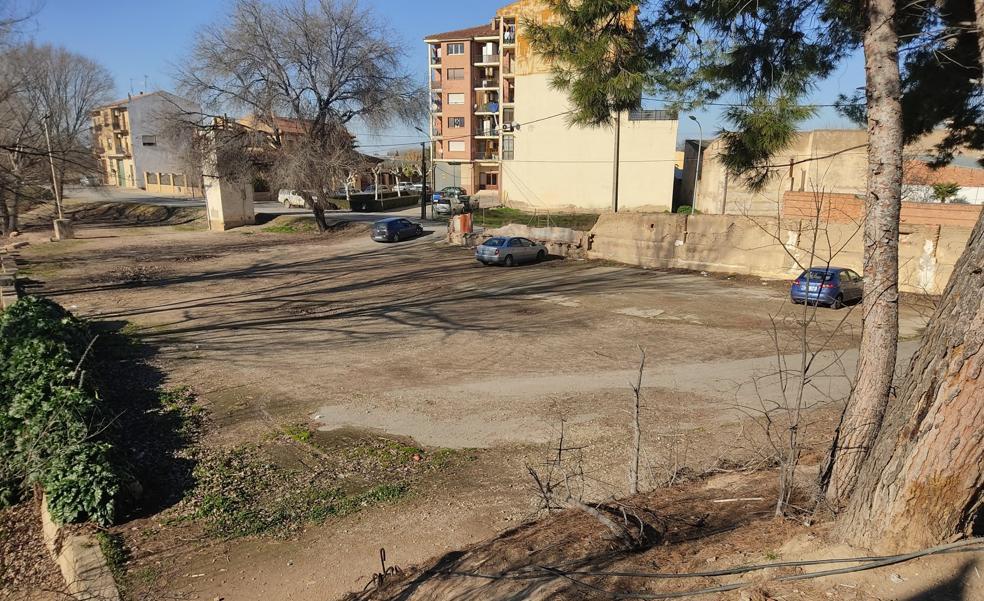 Alfaro contrata el proyecto para el aparcamiento de autocaravanas