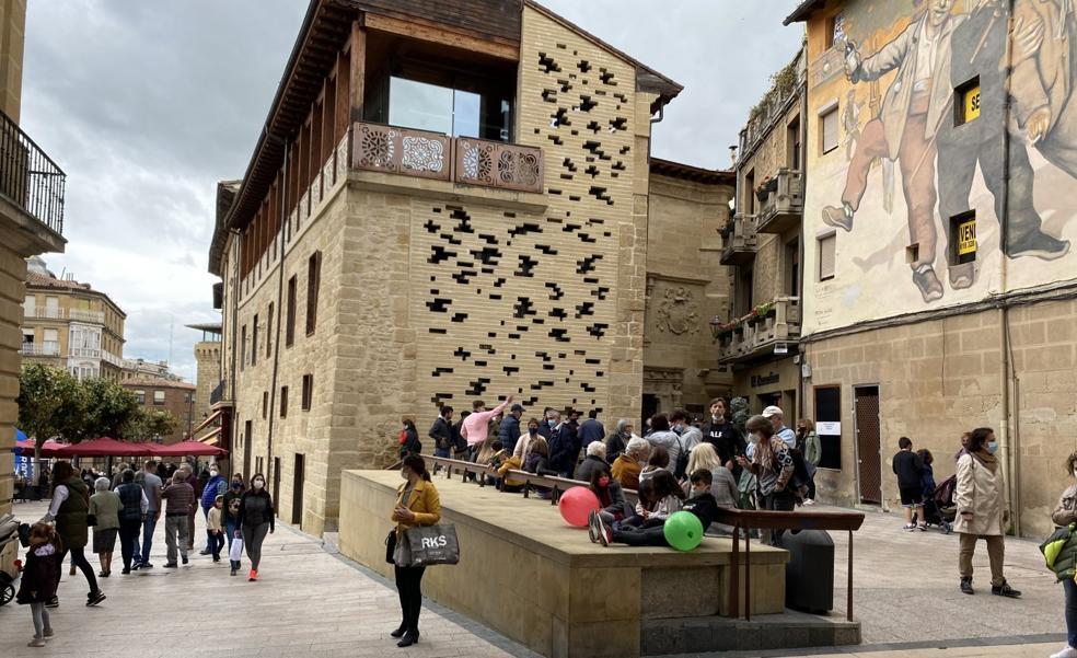 Haro llena sus calles de nuevo con turistas y segundas residencias