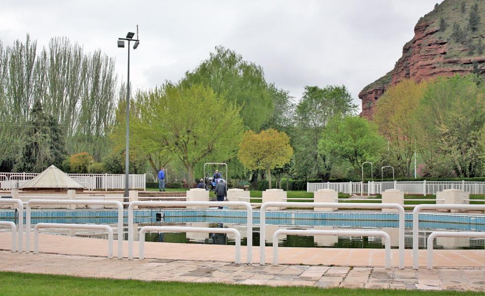 Las piscinas municipales de Nájera abrirán sus puertas el 25 de junio