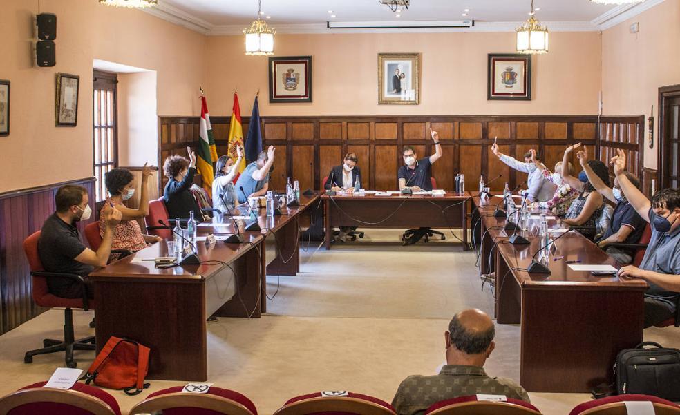 Santo Domingo acuerda por unanimidad solicitar la declaración de zona catastrófica
