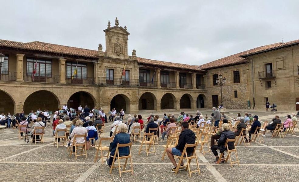 La catedral y San Francisco acogen conciertos a beneficio de la ermita de la Plaza de Santo Domingo