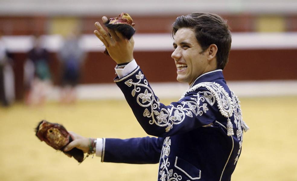 Hermoso de Mendoza cierra el ciclo taurino en Arnedo