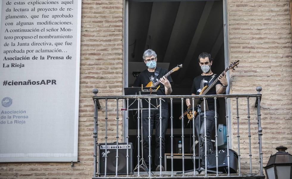 Siete conciertos callejeros por el Día de la Música, el lunes en Logroño