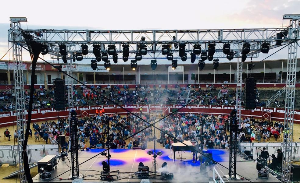 Las actuaciones del fin de semana en Haro «superan las mejores previsiones»