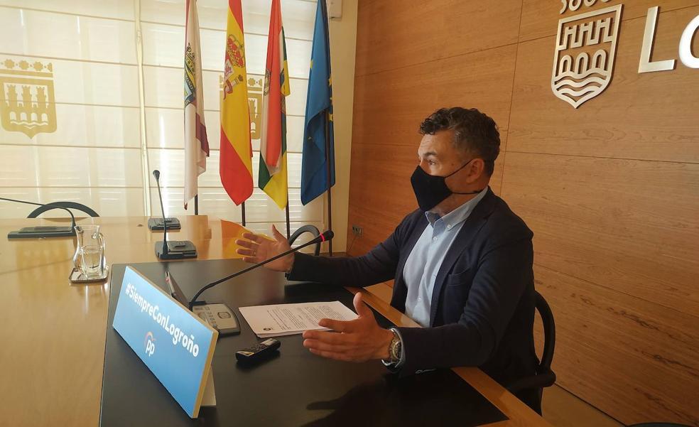 El PP plantea una moción para renovar el modelo de suelo industrial en Logroño