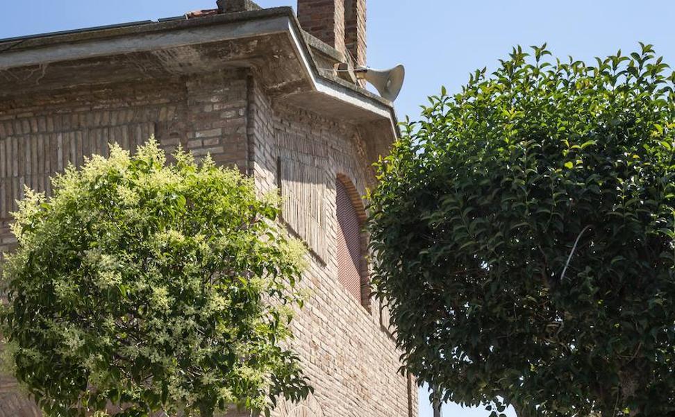 El Ayuntamiento de Logroño asfaltará este miércoles un tramo del Camino del Cristo