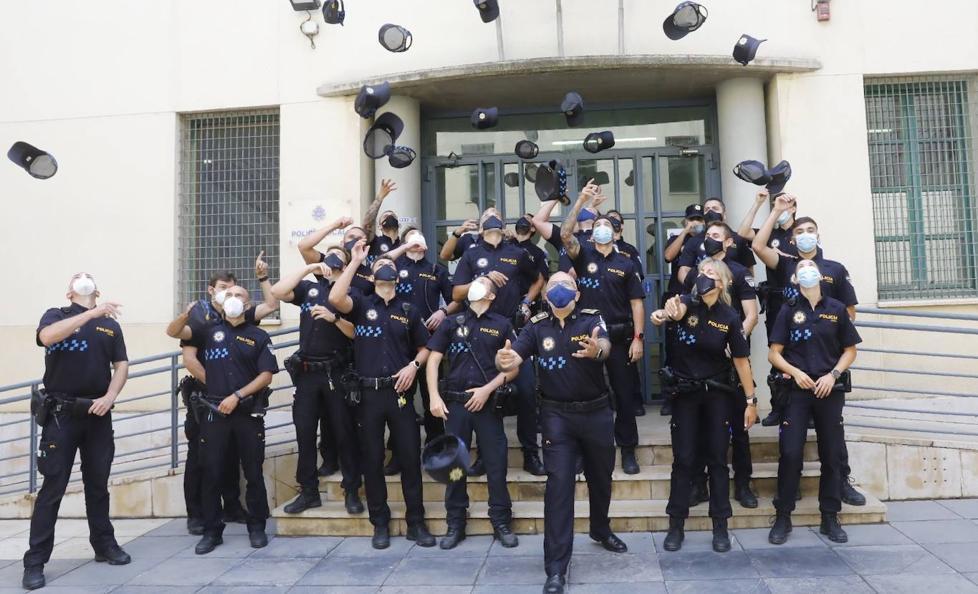 La Policía Local de Logroño 'rejuvenece' su plantilla con 31 nuevos agentes