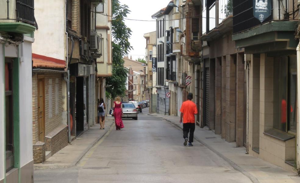 Alfaro encarga el proyecto para la reforma integral de la calle San Antón y adyacentes