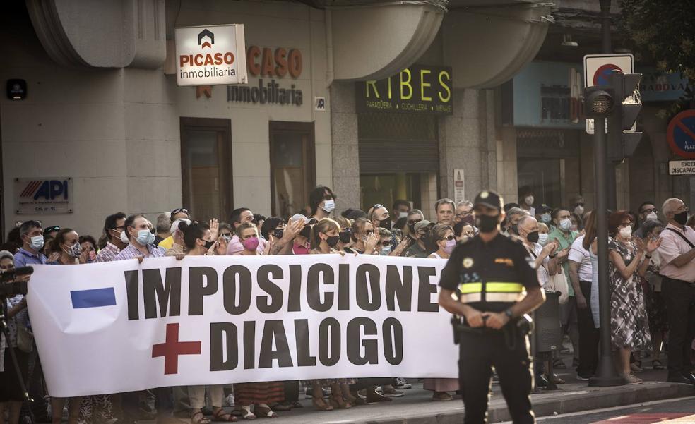 La FER pide paralizar el programa 'Calles Abiertas' por falta de consenso