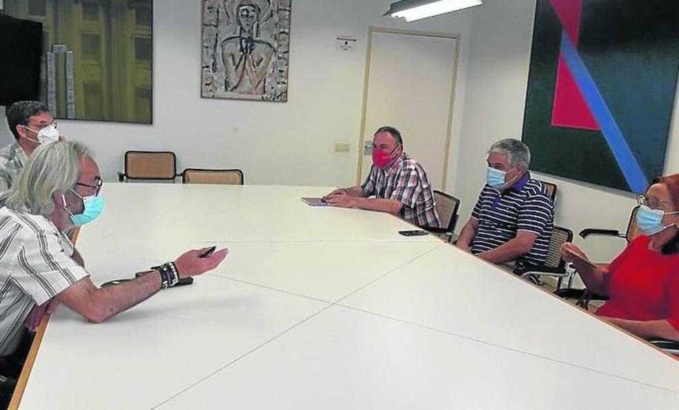 El Ayuntamiento de Logroño pedirá a Justicia que adopte medidas para paliar el ruido del Palacio