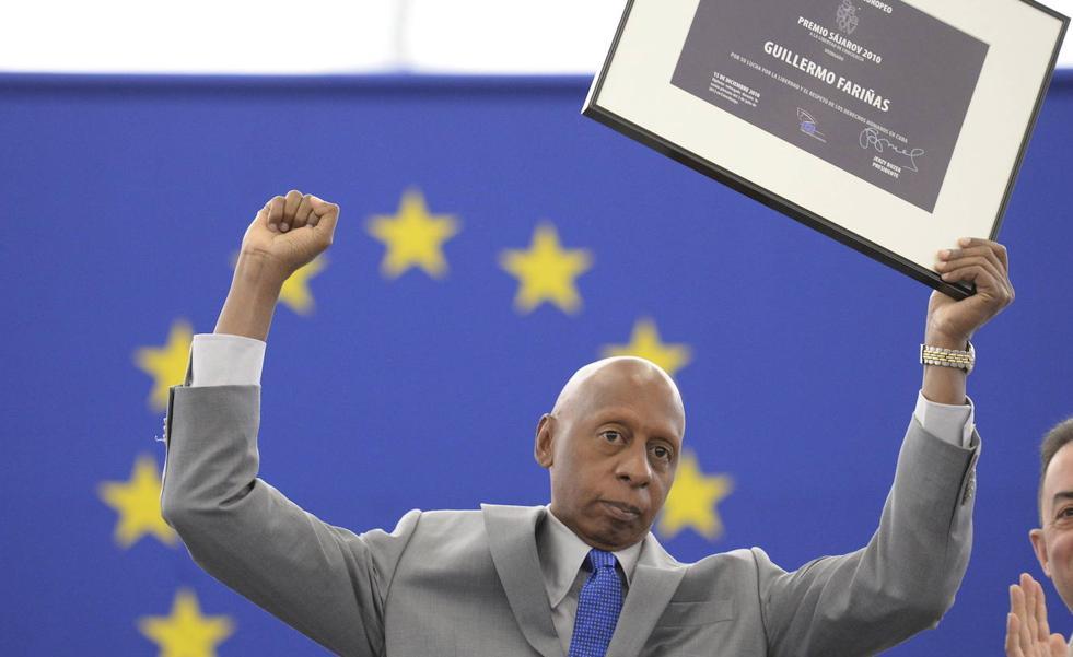Detenido el opositor cubano Guillermo Fariñas