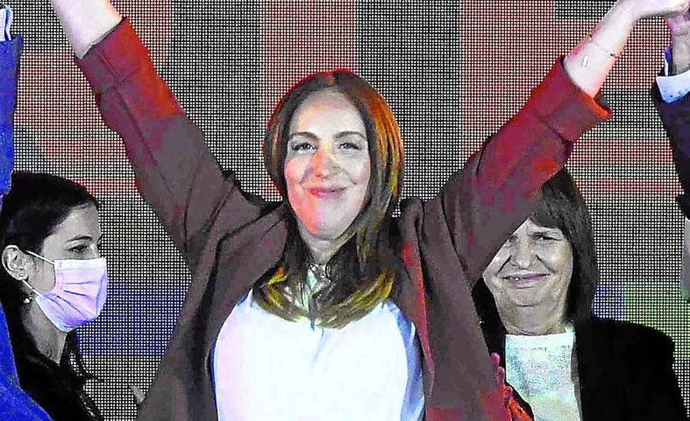 Argentina castiga al kirchnerismo