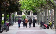 La Rioja baja de 200 casos activos por primera vez desde el 25 de marzo