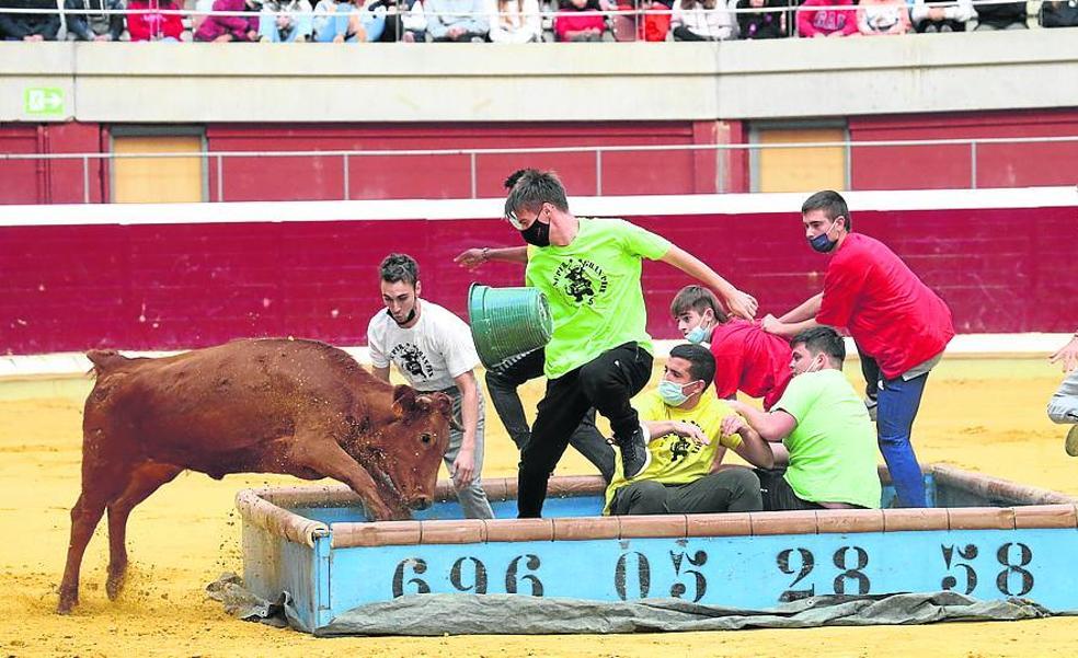 Emocionante y divertida mañana en La Ribera