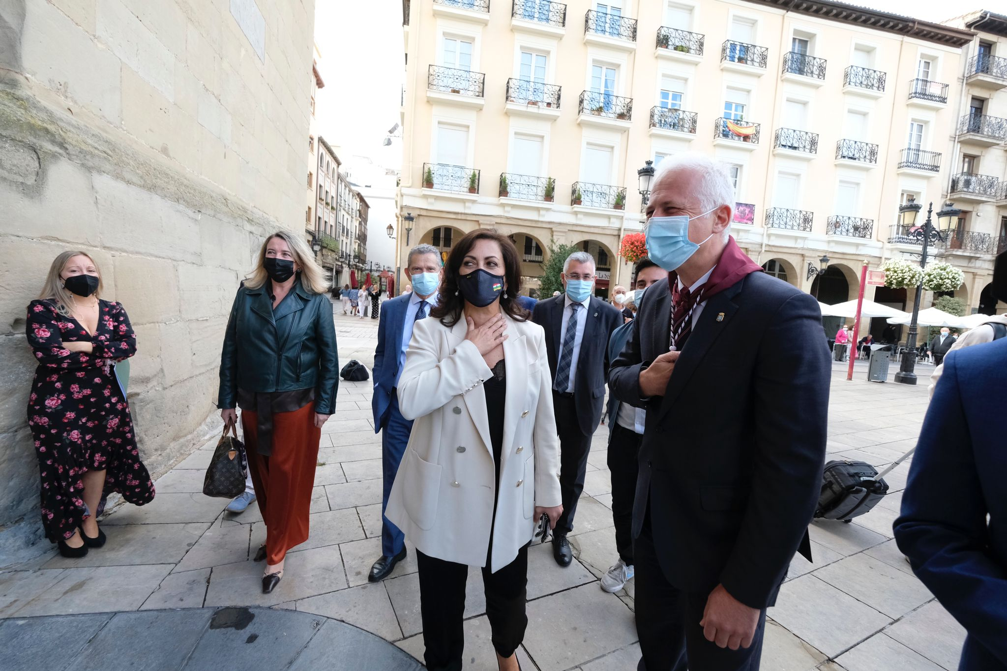 Andreu: «Nuestros jóvenes tienen que salir, y si están al aire libre, es mejor»