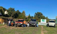 IV Encuentro Otoñal Land Rover El Rasillo