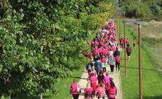 VII Marcha de la Mujer de Albelda