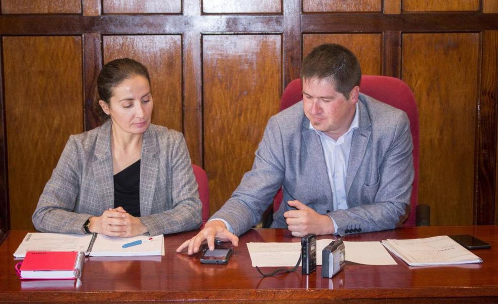 El PSOE de Santo Domingo aprecia un «estancamiento claro» de la ciudad con el PP y MSD