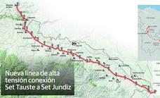 La aragonesa Forestalia quiere atravesar toda La Rioja con una línea de alta tensión