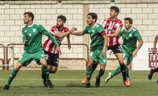 Sufrido empate para una UD Logroñés B desdibujada