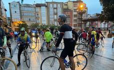 Eroicos que reivindican su derecho a salir en bici