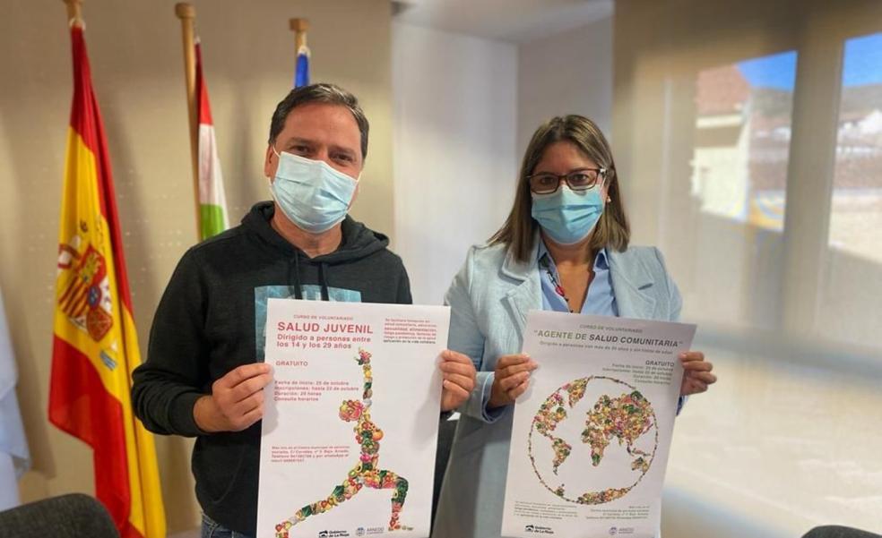 Arnedo lanza cursos para formar voluntarios como agentes de salud juvenil y comunitaria