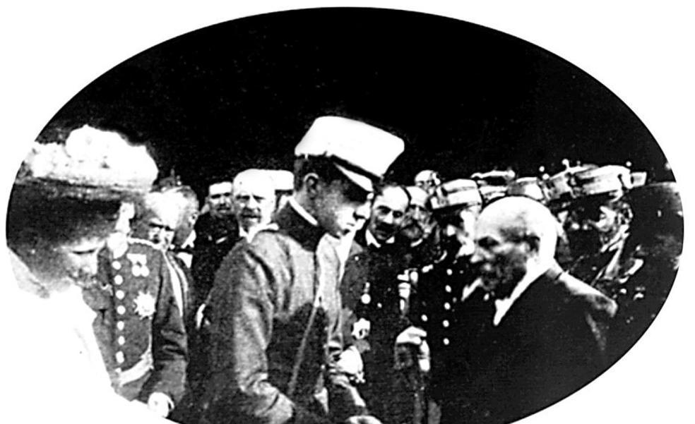 La Retina: un regalo digno de un rey para Alfonso XIII