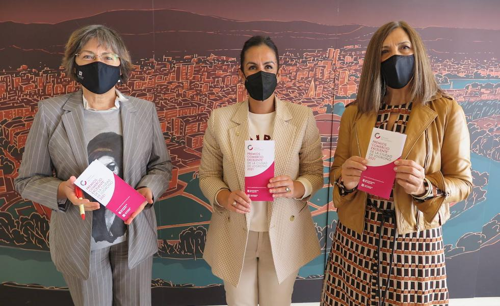 Convocados los 'Premios Comercio Excelente de la Ciudad de Logroño 2021'