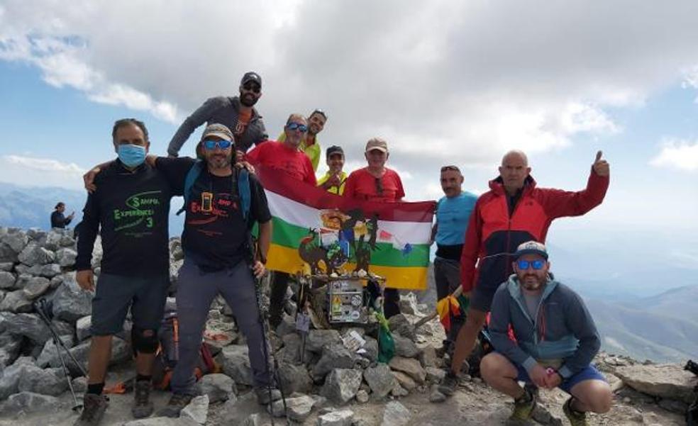 Jornada del Club Sampol sobre orientación en la montaña en Santo Domingo