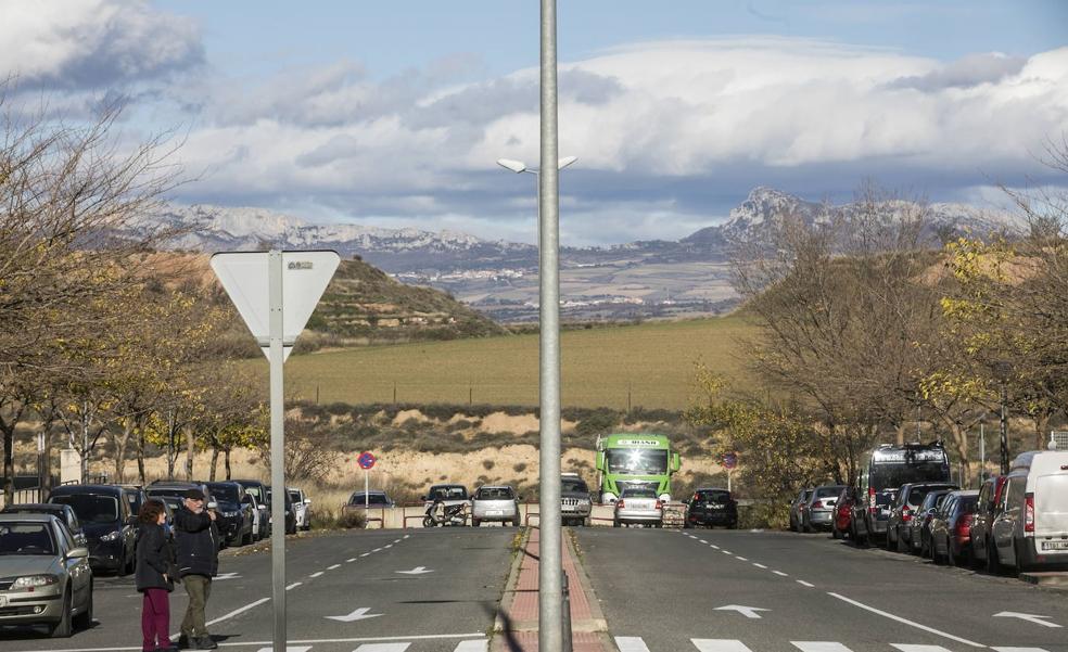 El Ayuntamiento de Logroño inicia las expropiaciones para conectar las calles Irlanda y Rumanía