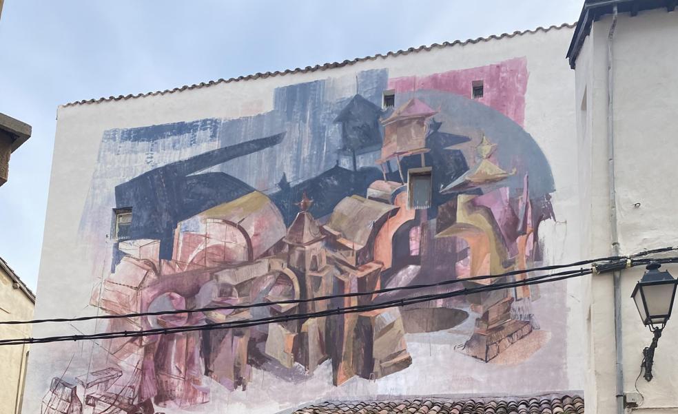 'Abocajarro' ya forma parte de la ciudad de Haro